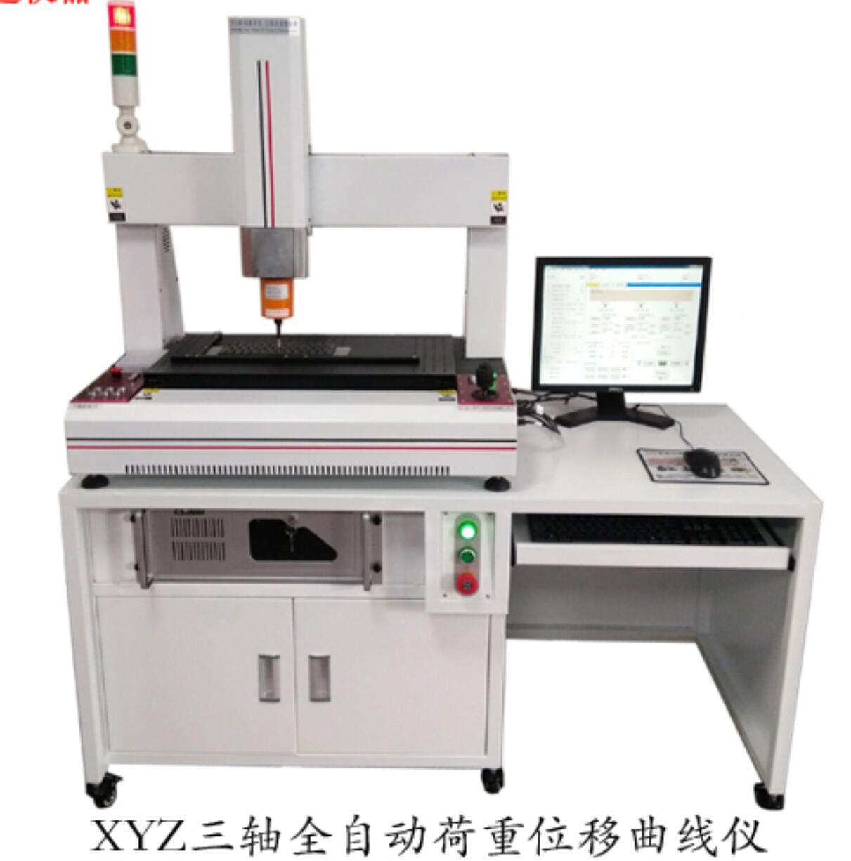 三�SCNC荷重(zhong)位移曲��x